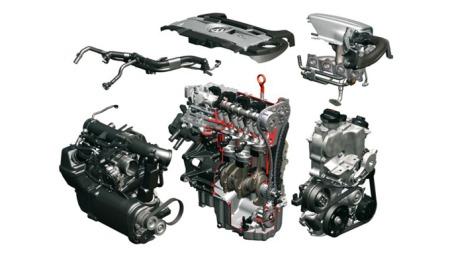 I følge Brooms bilekspert er ikke denne motoren problemfri. Foto: Volkswagen