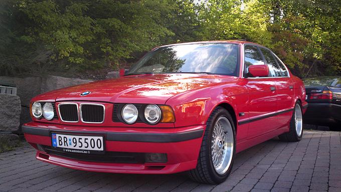 Dette er bil. Og heldig den som får høre lyden! Foto: Privat