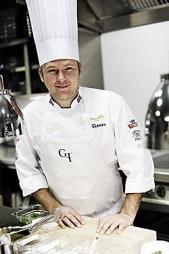 HARD KONKURRANSE: Gunnar Hvarnes går for gull.  (Foto: Bocuse d'Or Norge)