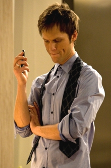 Kim Kolstad spiller Jens-August i TV 2-serien «Hotel Cæsar».