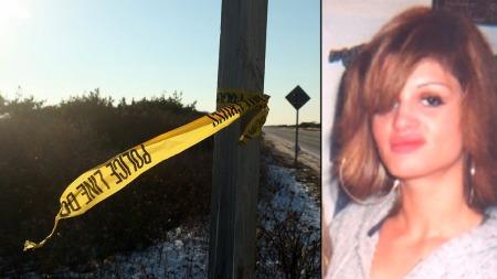 FORTSATT SAVNET: Etterforskningen startet med letingen etter savnede Shannon Gilbert fra New Jersey. Hun er fortsatt ikke funnet, men politiet tror ikke lengre hennes sak er forbundet med seriemorderen. (Foto: SCANPIX)
