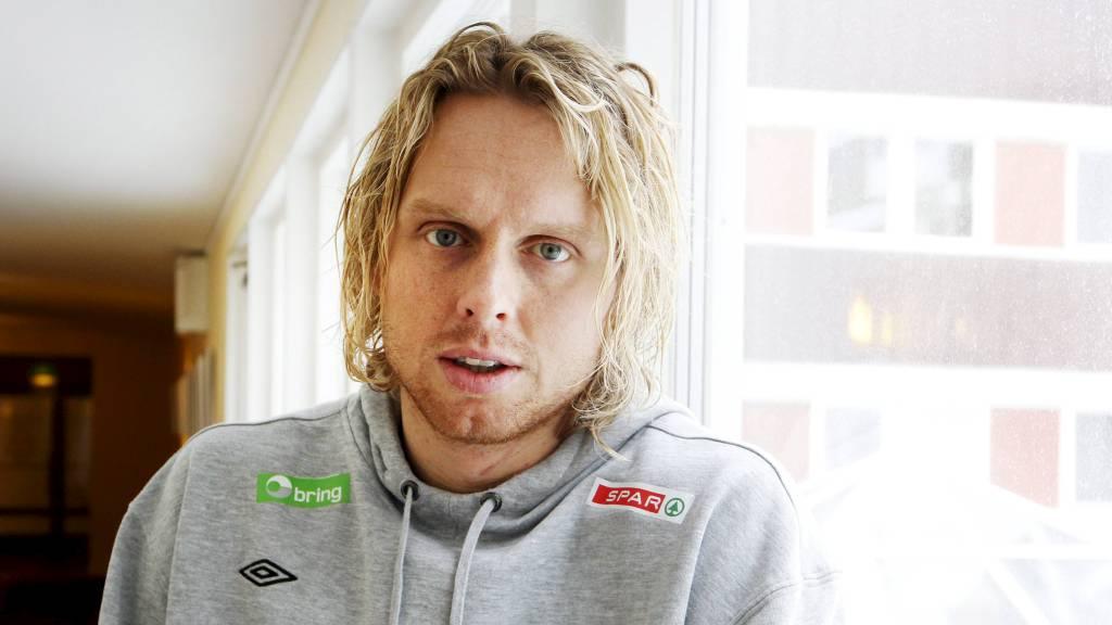 Erlend Mamelund. (Foto: Larsen, Håkon Mosvold/Scanpix)