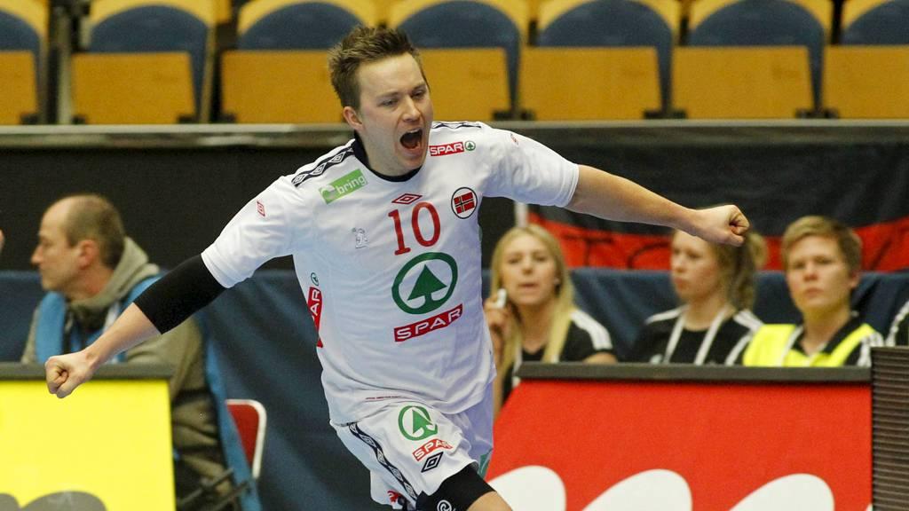 Håvard Tvedten. (Foto: Larsen, Håkon Mosvold/Scanpix)
