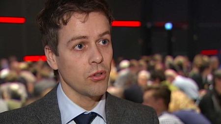 Knut Arild Hareide (KrF) (Foto: TV 2)