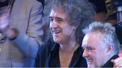 SOM BRØDRE: Roger Taylor og Brian May