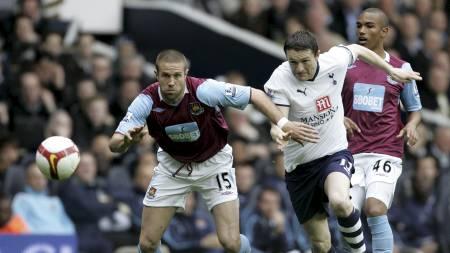 Robbie Keane har skitet beite og skal spille resten av sesongen for West Ham. (Foto: AKIRA SUEMORI/AP)