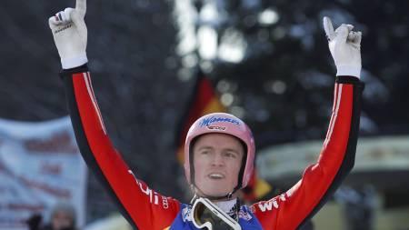 Severin Freund (Foto: ALEX DOMANSKI/Reuters)