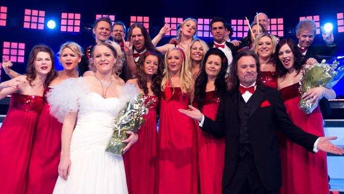 Team Dag ute av «Det store korslaget» (Foto: Thomas Reisæter/TV 2)