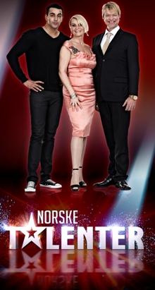 Adil Khan, Mia Gundersen og Alex Rosén er årets «Norske Talenter»-dommere.