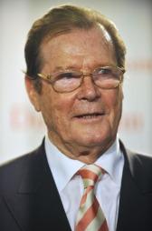 IKKE MADELEINES FAR: Skuespiller Roger Moore. (Foto: AFP)