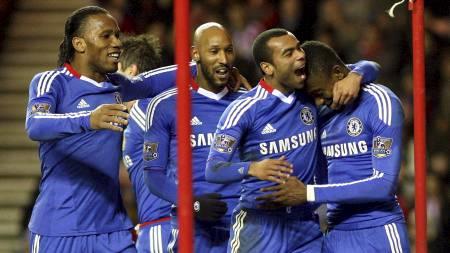 Chelsea (Foto: SCOTT HEPPELL/Ap)