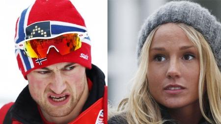 SLUTT: Petter Northug og Rachel Nordtømme har brutt forholdet