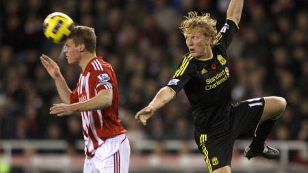Ryan Shawcross må stå over mot Liverpool grunnet karantene.