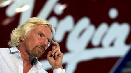 ENTREPRENØR: Sir Richard Branson er eier av det gigantiske Virgin-konsernet. (Foto: Anthony Devlin/PA Wire/PA Photos)