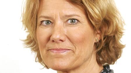 Redaktør i God morgen Norge Ida Dypvik (Foto: Jarl Fr. Erichsen)
