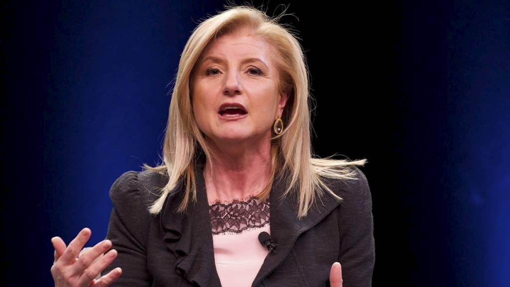 SUKSESS: Arianna Huffington er grunnlegger av nettavisen The Huffington Post. (Foto: EARL GIBSON III/Ap)