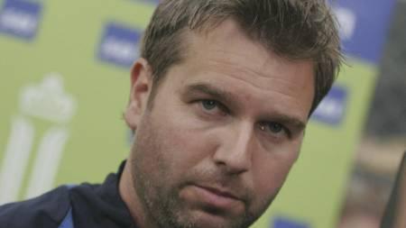 Petter Myhre er tidligere Vålerenga-trener og TV 2s fotballkommentator.  (Foto: Erichsen, Jarl Fr./SCANPIX)