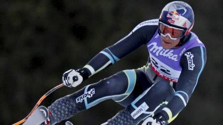 Aksel Lund Svindal (Foto: RUBEN SPRICH/Reuters)