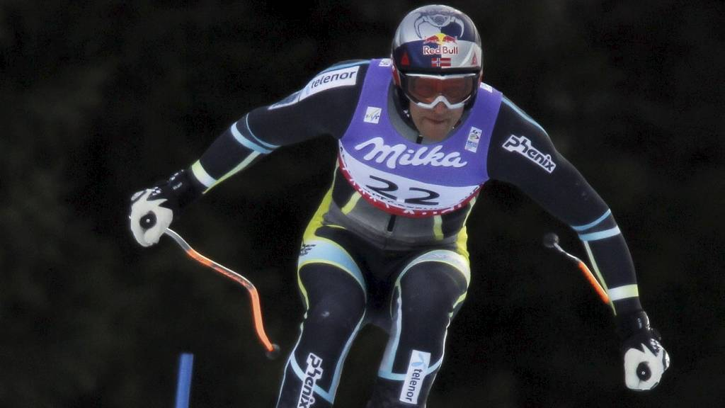 Aksel Lund Svindal (Foto: Alessandro Trovati/Ap)