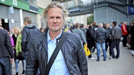 Fotballspeider Stig Torbjørnsen. (Foto: Delebekk, Bjørn S./VG)