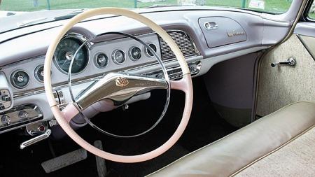 1956 Dodge La Femme. Courtesy International Dodge La Femme Registry (copyright) Used with permission (Foto: Leslie Howard)