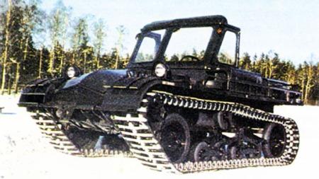 I åpen militær versjon