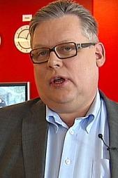 BEKYMRET: Salgs- og markedsdirektør i Norgesmøllene AS, Ivar Hald (Foto: TV 2)