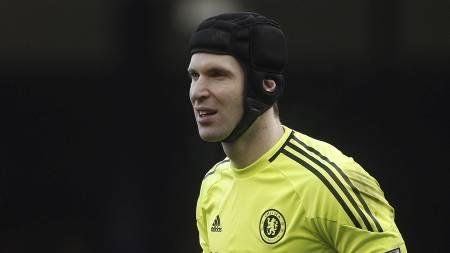 Petr Cech. (Foto: Peter Byrne/Pa Photos)