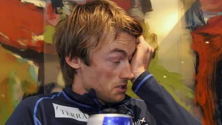 ALKOFORBUD: Petter Northug gir seg selv alkoholforbud. (Foto: Alley, Ned/NTB scanpix)