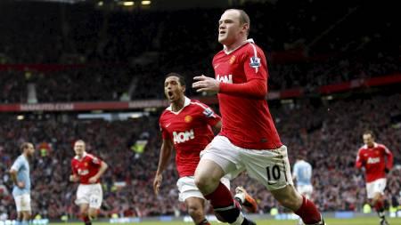 Wayne Rooney. (Foto: DARREN STAPLES/Reuters)