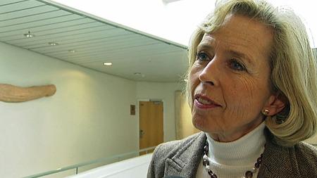 Helseminister Anne-Grete Strøm-Erichsen (Ap). (Foto: TV 2)