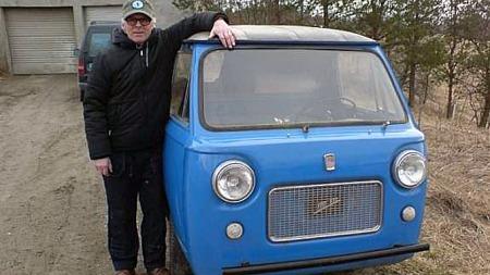 600 T må kunne kalles en varebil i kompaktklassen. Foto: Privat