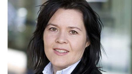 TROR PÅ MODERAT ØKNING: Elisabeth Holvik, sjeføkonom Sparebank 1 gruppen.  (Foto: Sparebank 1 gruppen (pressefoto))