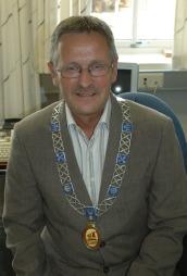 Ordfører Reidar Gausdal