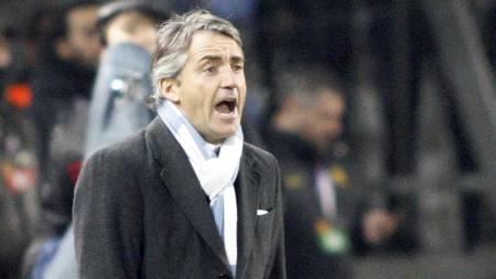 Roberto Mancini. (Foto: GRIGORIS SIAMIDIS/Reuters)