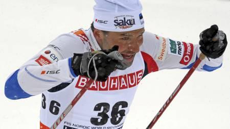 Andrus Veerpalu. (Foto: JANEK SKARZYNSKI/AFP)
