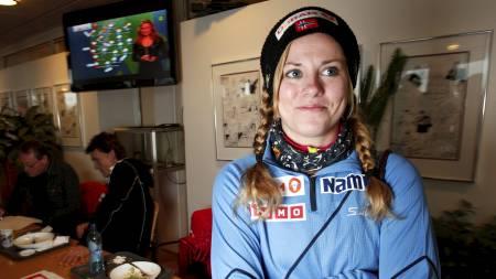 Anette Sagen (Foto: Johansen, Erik/Scanpix)
