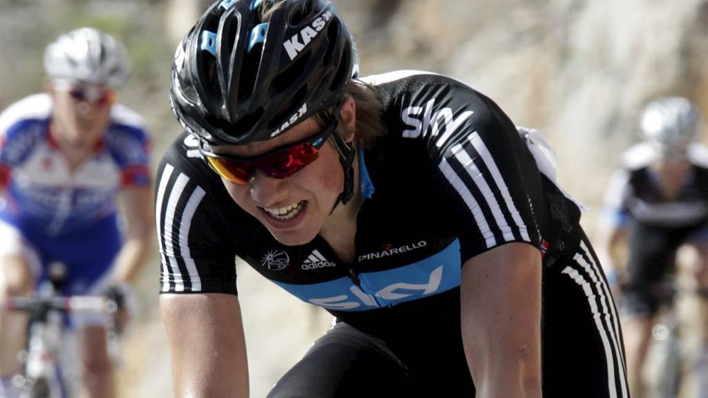 Edvald Boasson Hagen (Foto: JACKY NAEGELEN/Reuters)