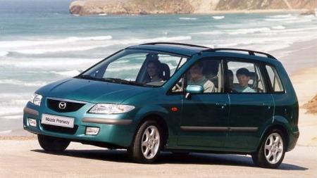 MAZDA-Premacy-TD--2000-2001