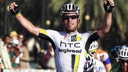Mark Cavendish tror Edvald Boasson Hagen kan vinne det meste hvis han holder seg skadefri (Foto: JACKY NAEGELEN/Reuters)