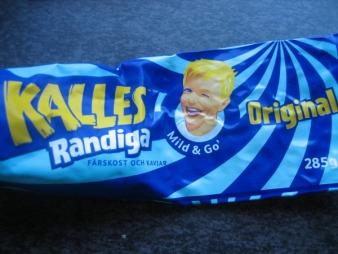 MED I SVENSKENES BAGASJE: Svensk kaviar er blant den svenske maten Sveriges skistjerner har med seg til VM i Oslo.