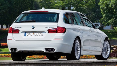 Drømmer du om BMW M5 stasjonsvogn? Da blir denne det beste valget i fremtiden. (Foto: Alpina)