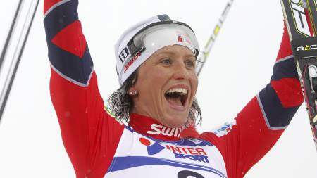 Marit Bjørgen. (Foto: Larsen, Håkon Mosvold/Scanpix)