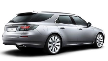 Den lovet så godt - men kom aldri i produksjon. Derfor får vi heller ikke vite om 9-5 SportCombi kunne reddet Saab.