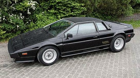 I 1985 var Esprit inne på tredje generasjon, og mye var forbedret gjennom modellens første ti år. Foto: Privat