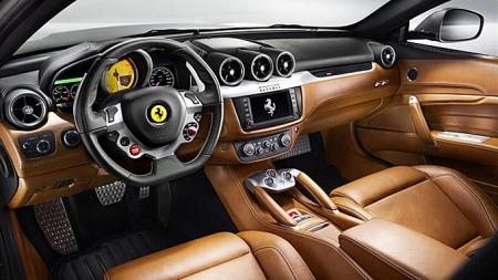 Ferrari-FF-interior