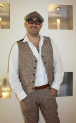 Fred Hamelten (Foto: Cathrine Eide)