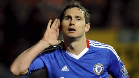 Chelseas Frank Lampard (Foto: NIGEL RODDIS/Reuters)
