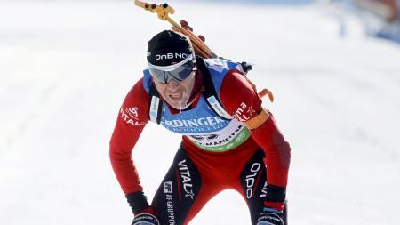 Ole Einar Bjørndalen. (Foto: Junge, Heiko/Scanpix)