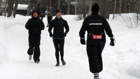 silje_løping (Foto: Margrete Vinnem)